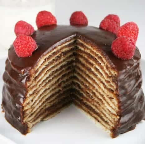 Cakes With Many Layers