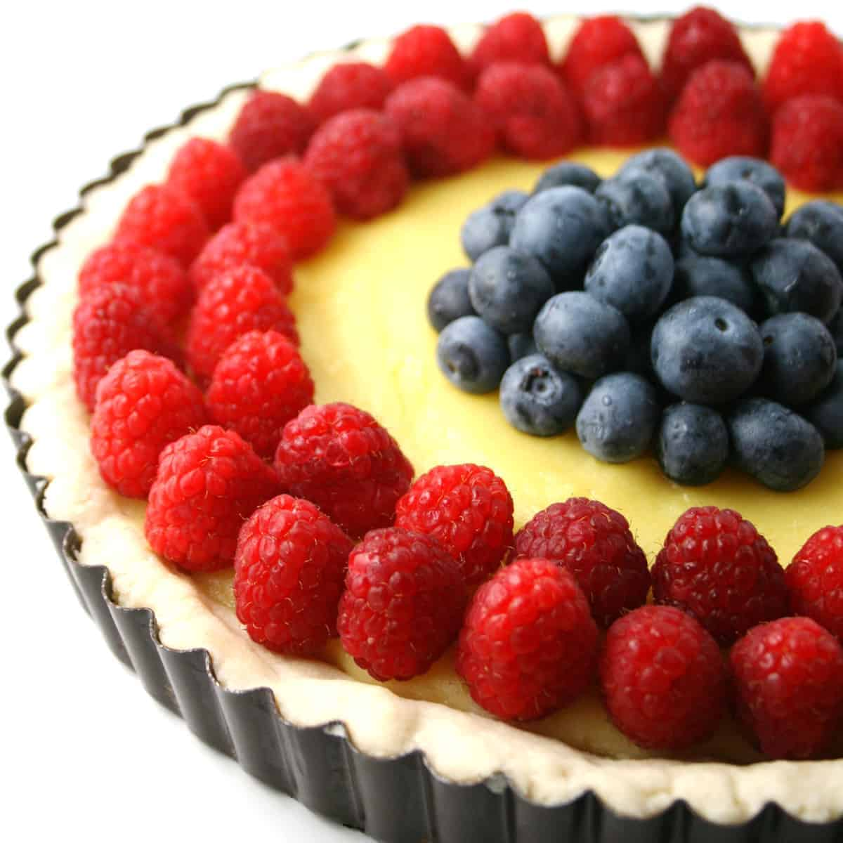 Mixed Berry TartMom Loves Baking