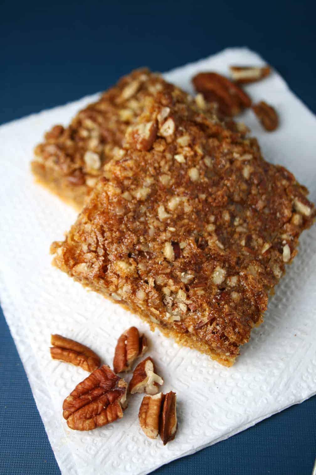Pecan Pie Surprise Bars – Recipe #22 of 52 Pillsbury Grand Prize ...