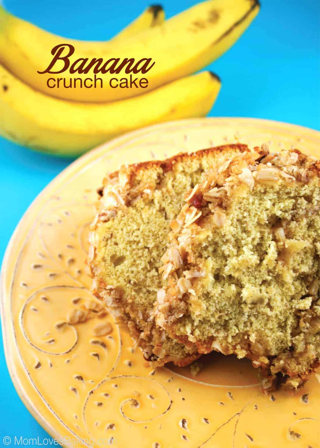 How Can I Make A Banana Cake
