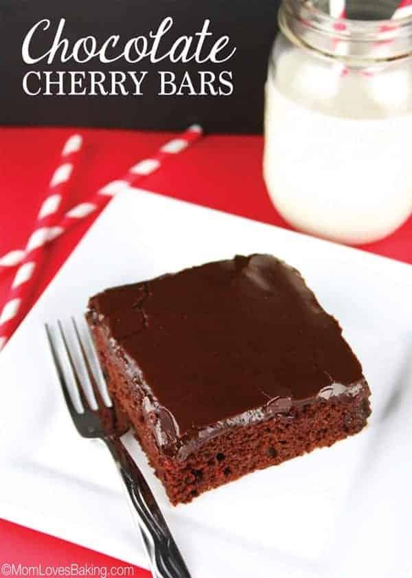 Chocolate-Cherry-Bars-With-Milk