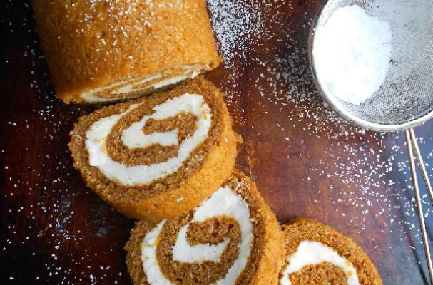 pumpkin-roll-with-maple-cream-cheese