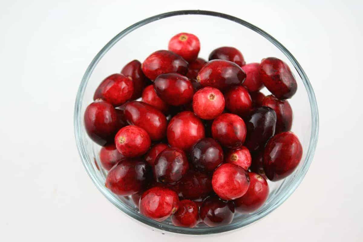 1_Cranberries