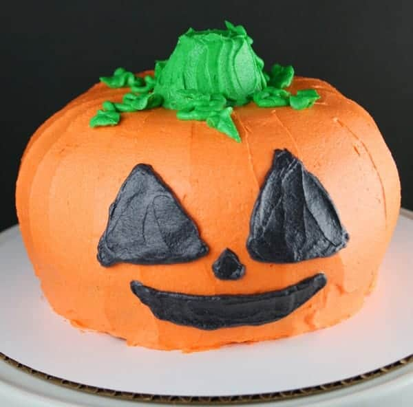 pumpkin shaped wedding cake pumpkin cake baking 18839