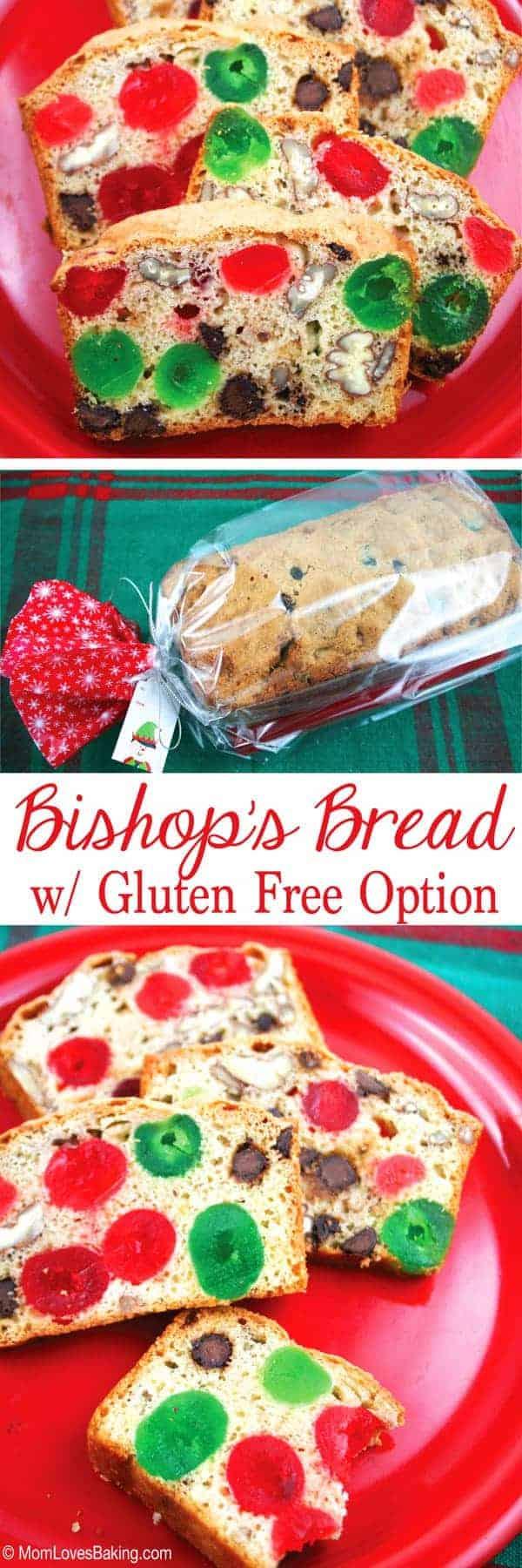 Bishop's Christmas Bread