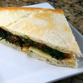 Chicken Florentine Panini – #46 of 52 Pillsbury Grand Prize Recipes in 52 Weeks