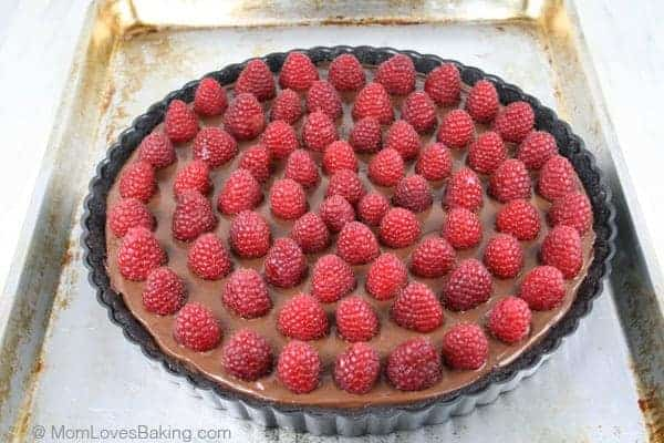 Chocolate-Raspberry-Gluten-Free-Tart-4