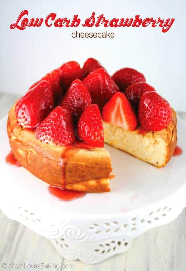 Low-Carb-Strawberry-Cheesecake-4