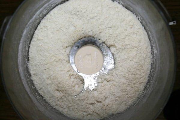 Process-flour