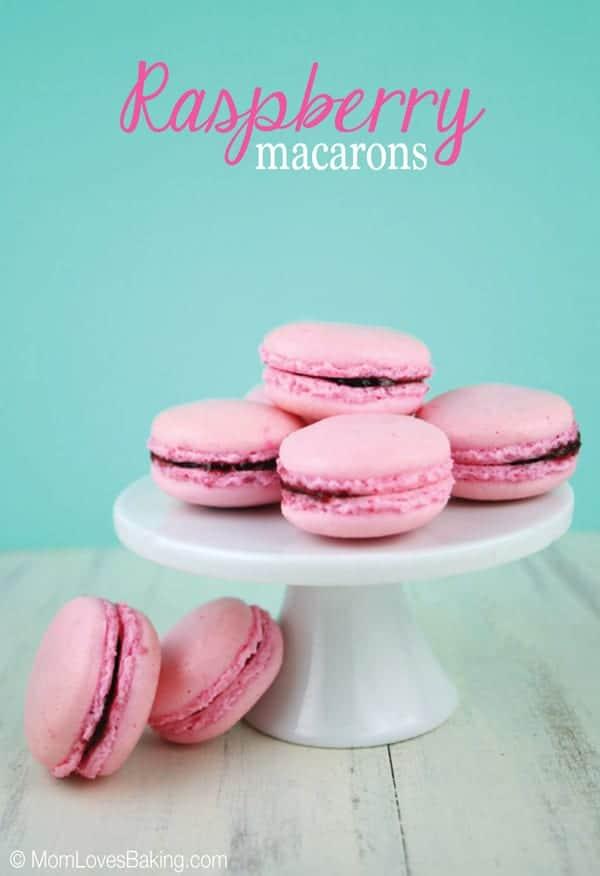 Raspberry-Macarons-2