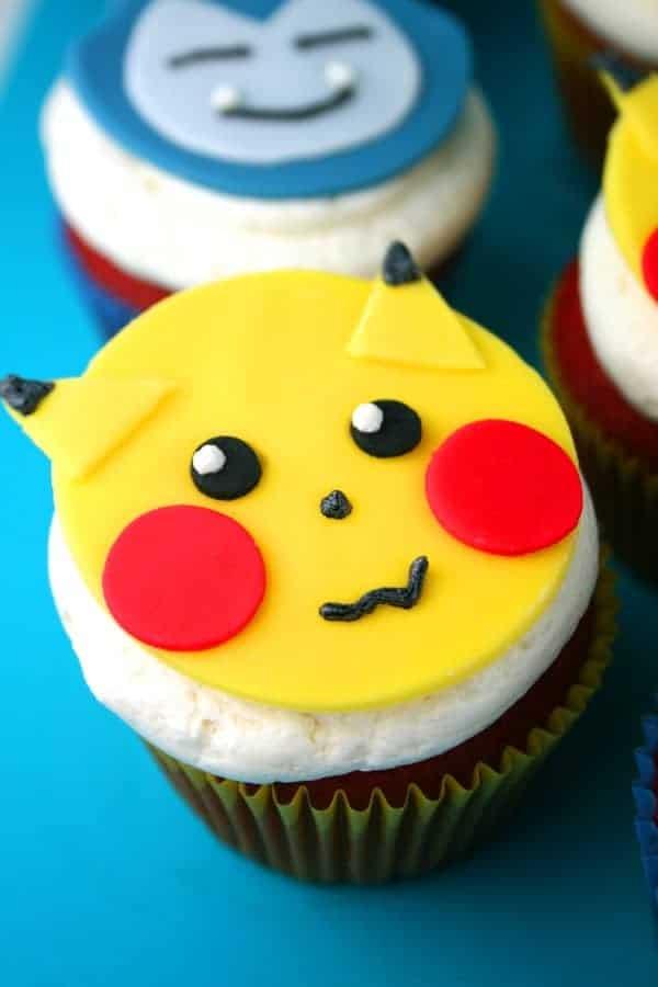 How To Make A Pokemon Cake Easy