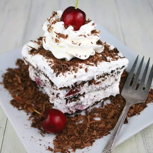 Black Forest Icebox Cake Mom Loves Baking