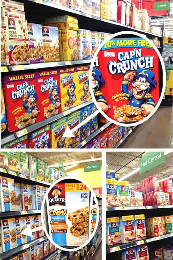 Cereal-On-Shelf