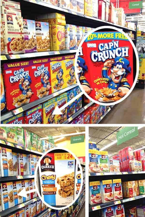 Cereal-On-Shelf