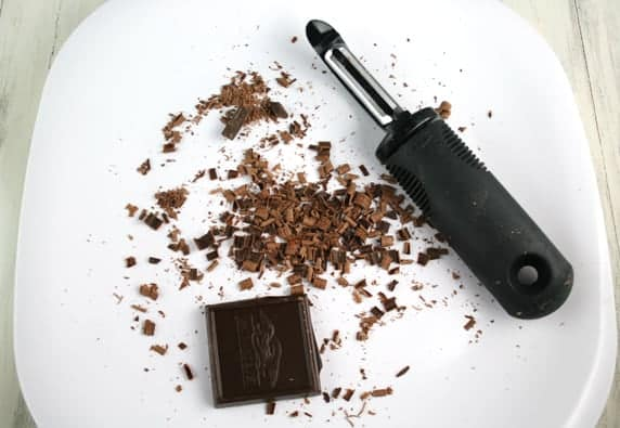 Chocolate-Shavings