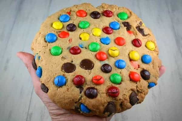 Giant-M&M-Cookie-4