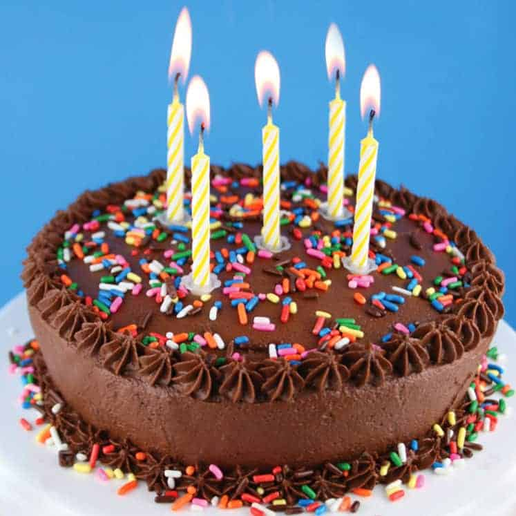 Birthday Cake For Two Mom Loves Baking