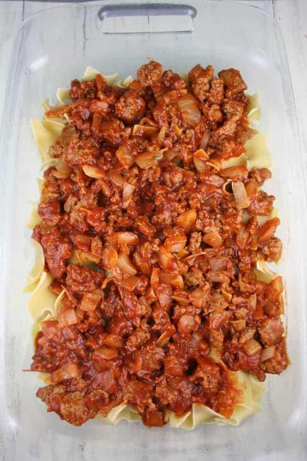 Sausage-Tomato