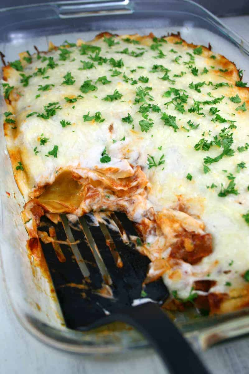 Turkey-Sausage-Lasagna-3