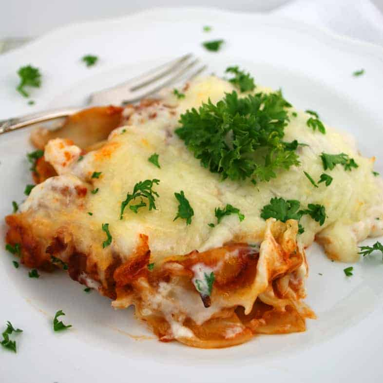 Turkey Sausage Lasagna Recipes — Dishmaps