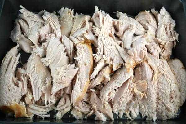 Turkey-Sliced