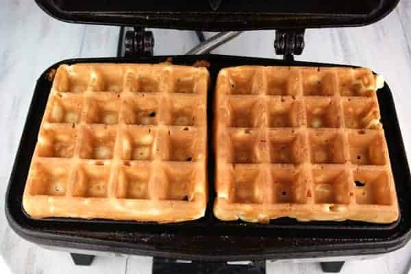 Waffles-in-Iron