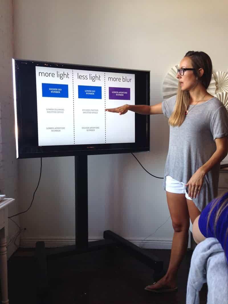 Lindsay-Teaching