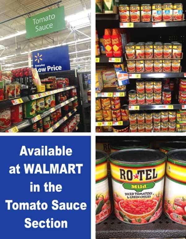 ROTEL-Walmart