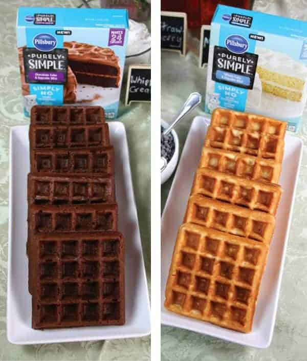 One Square Waffle