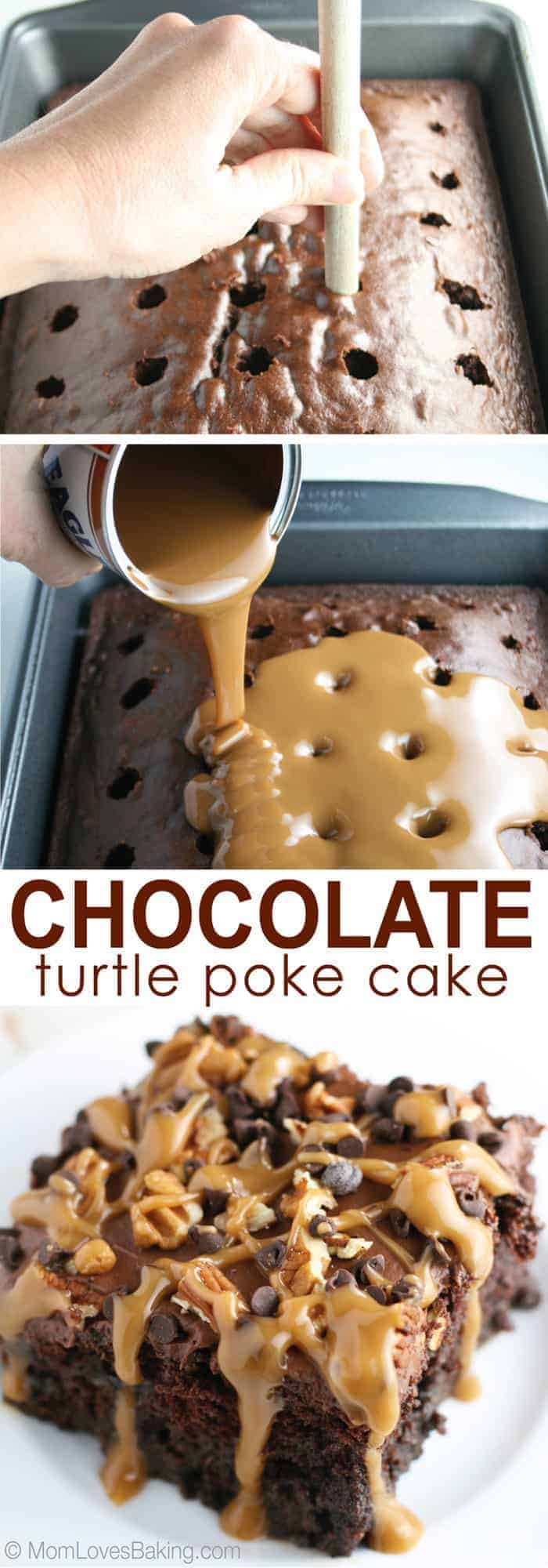 Turtle Cake Recipe Eagle Brand