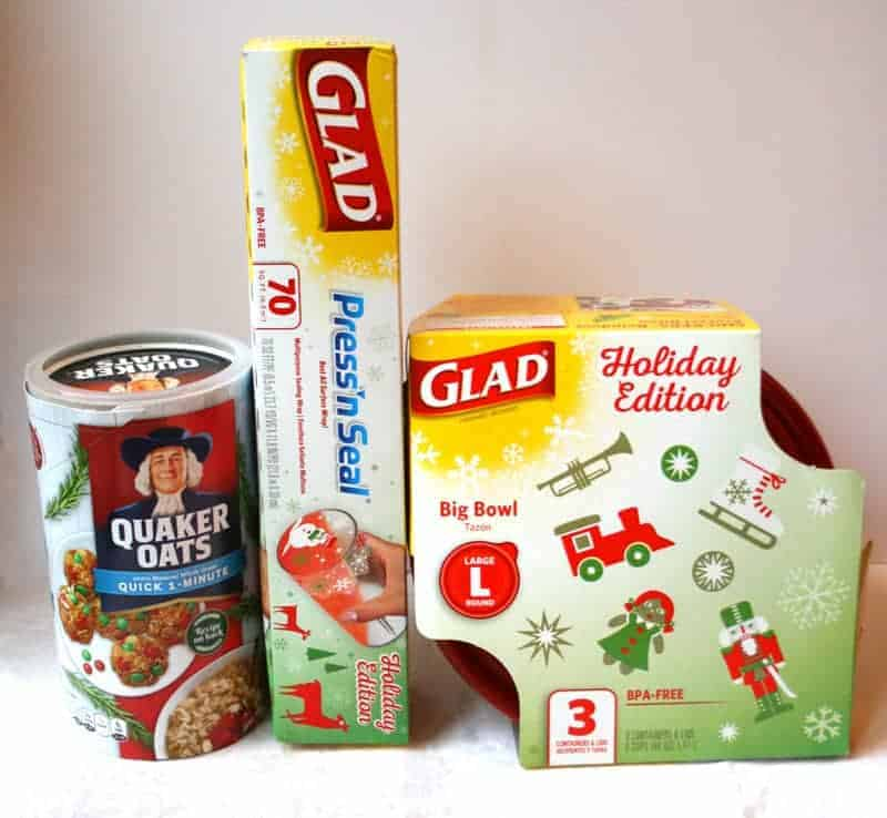 Glad Holiday Edition