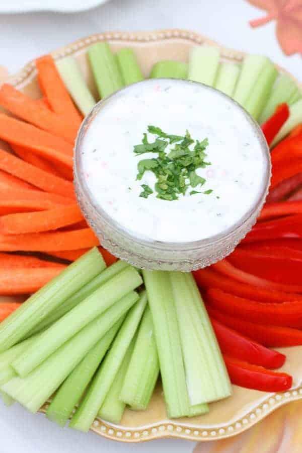 Veggie-Platter