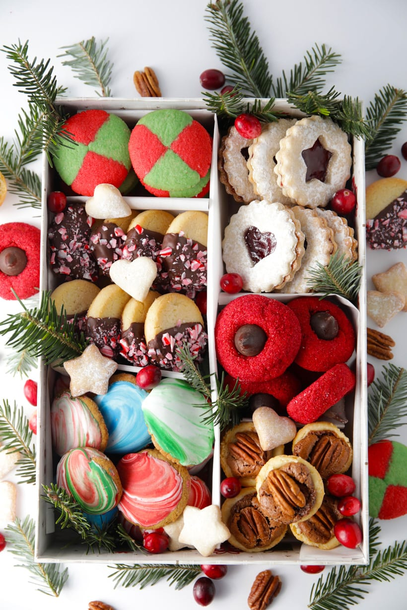 12 days of Christmas Cookies cookie recipes