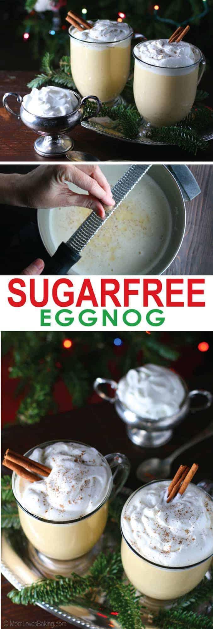 Sugarfree Eggnog