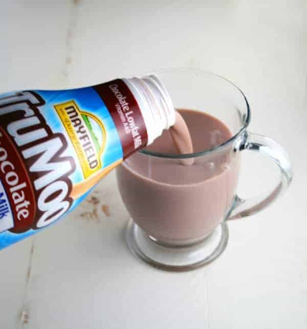 Making Hot Chocolate With Milk In The Microwave