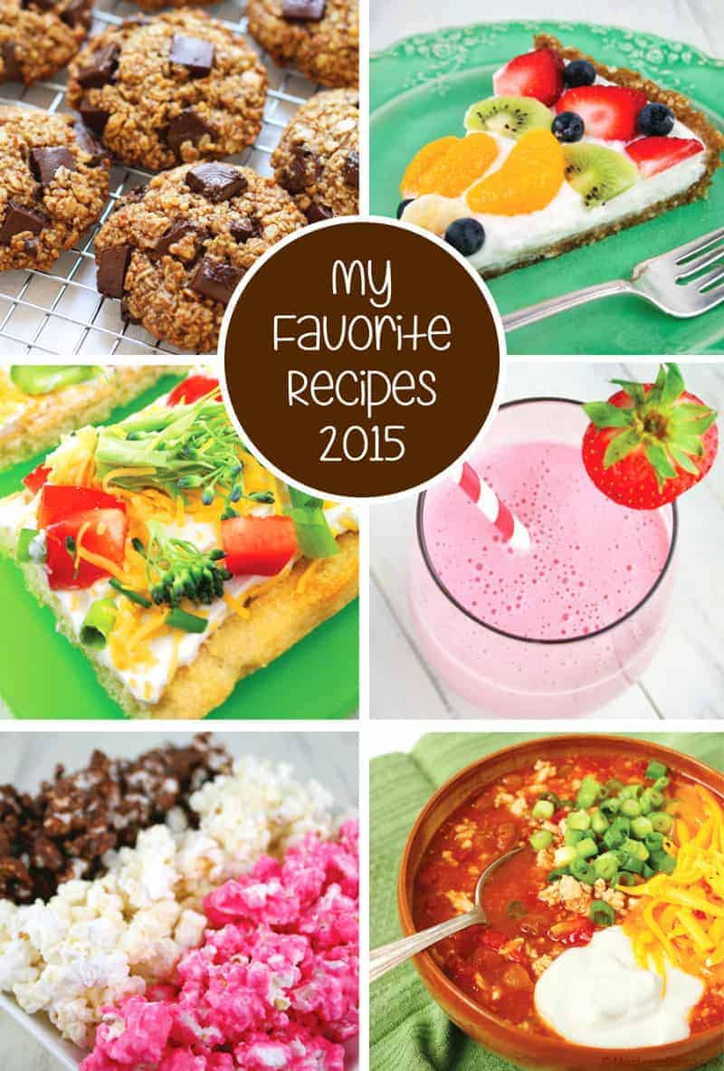 Top 20 Recipes of 2015