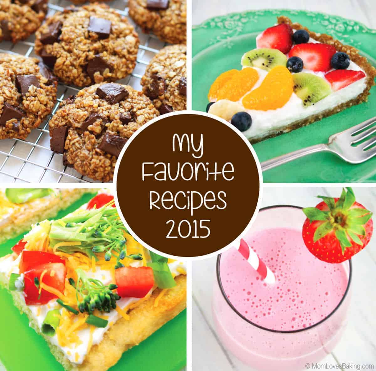 Top 20 Favorite Recipes of 2015