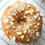 Caramel Apple Donuts
