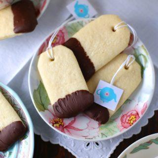 Host a Ladies Tea party [Recipe: Teabag Cookies]