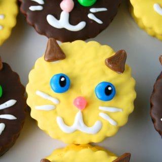 Kitty Cat Moon Pies