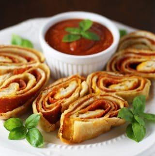 Easy Italian Stromboli Sandwich