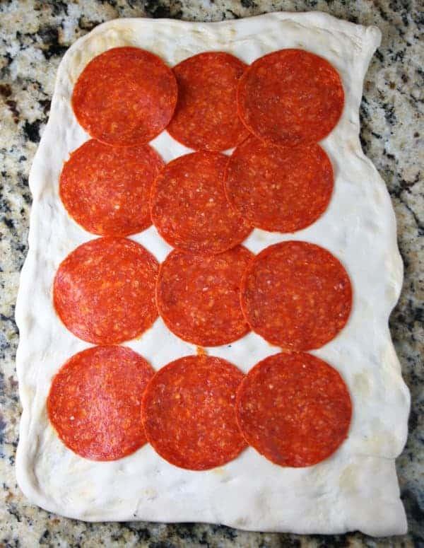 Easy Stromboli