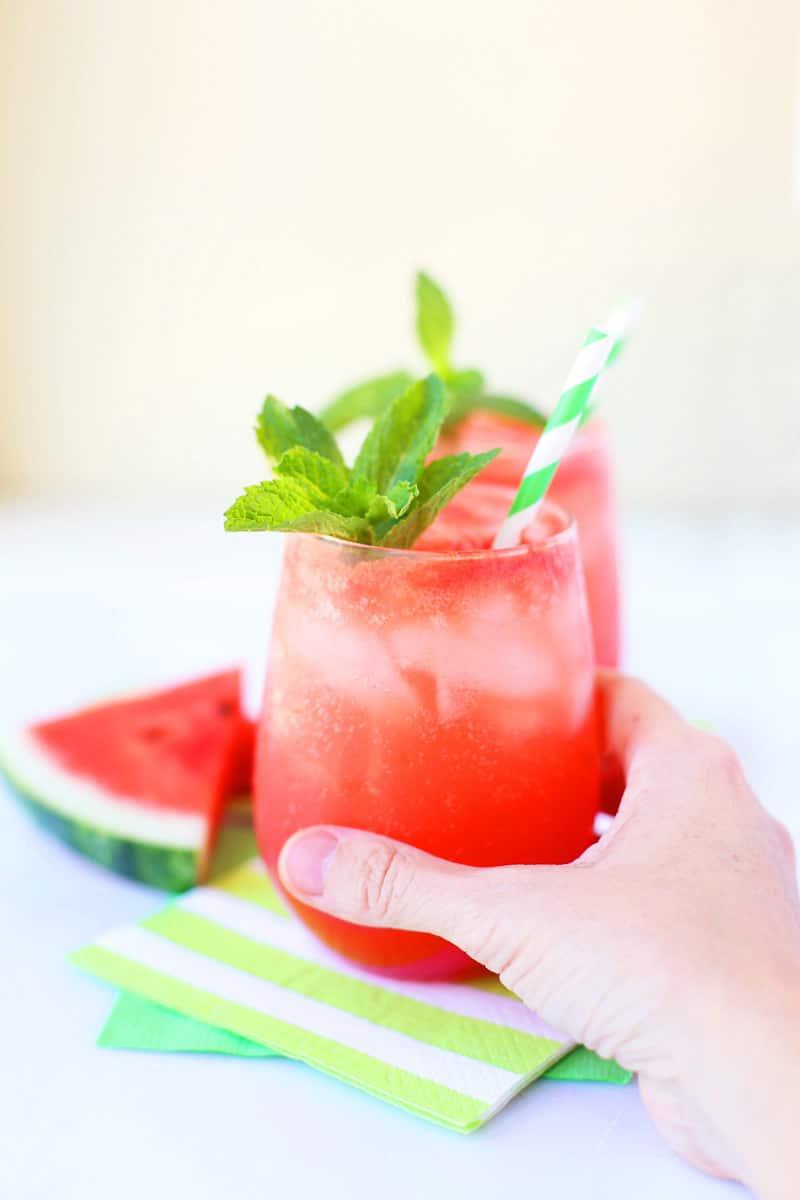 Florida Watermelon Fizz