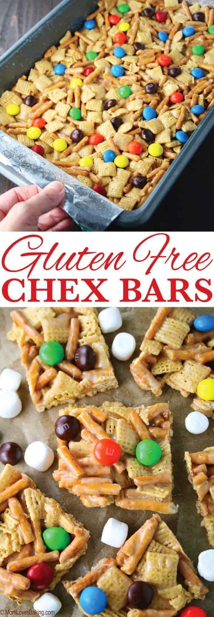 Gluten Free Chex Bars