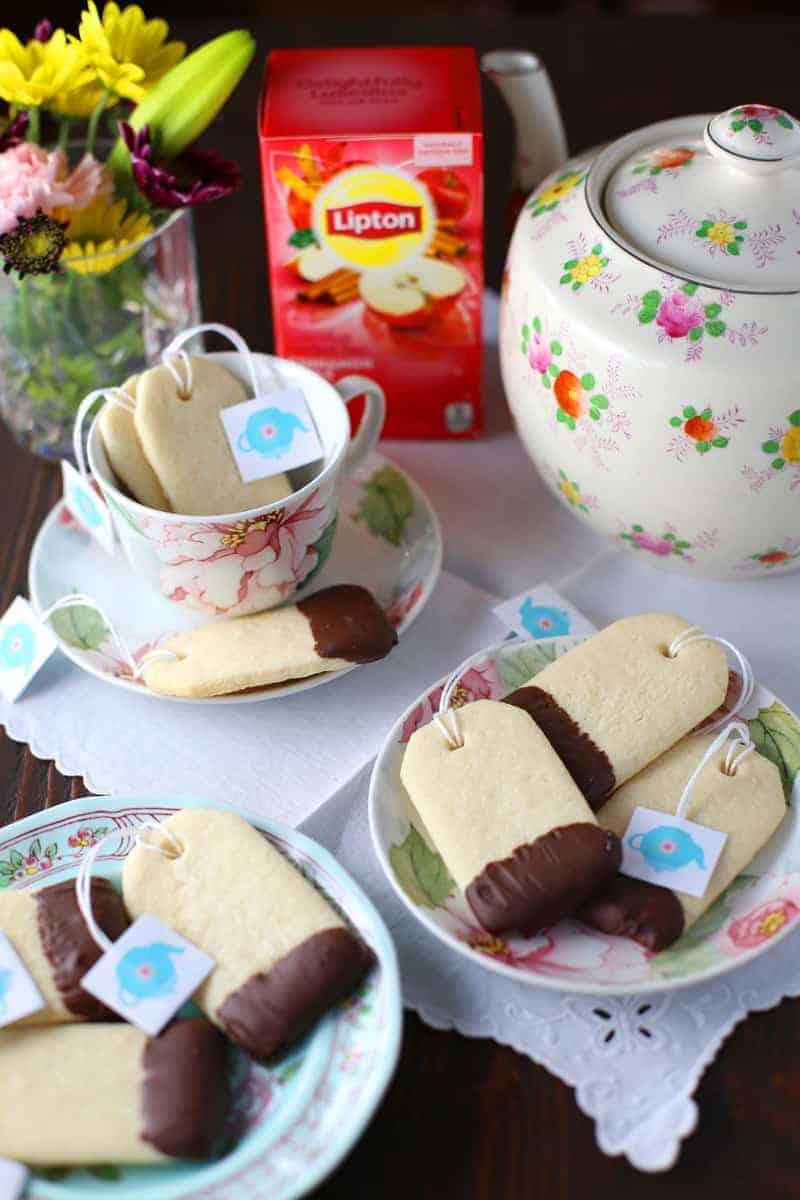 Teabag Sugar Cookies