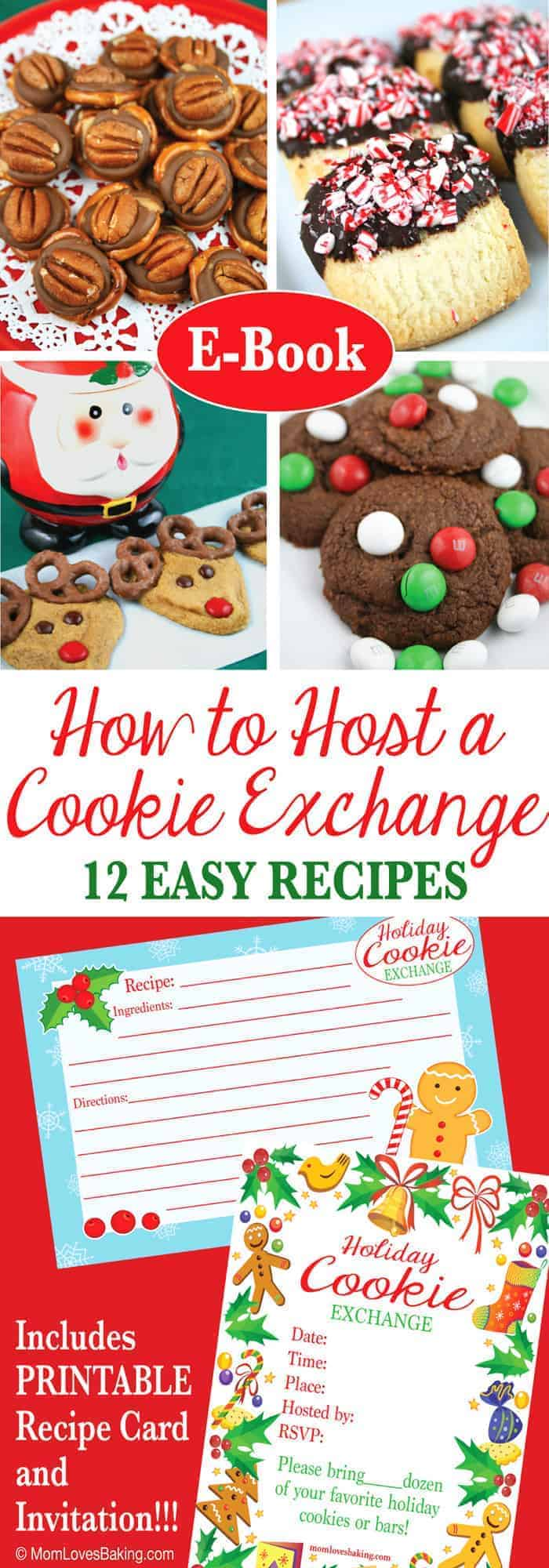 How To Host A Cookie Exchange 12 Easy Recipes