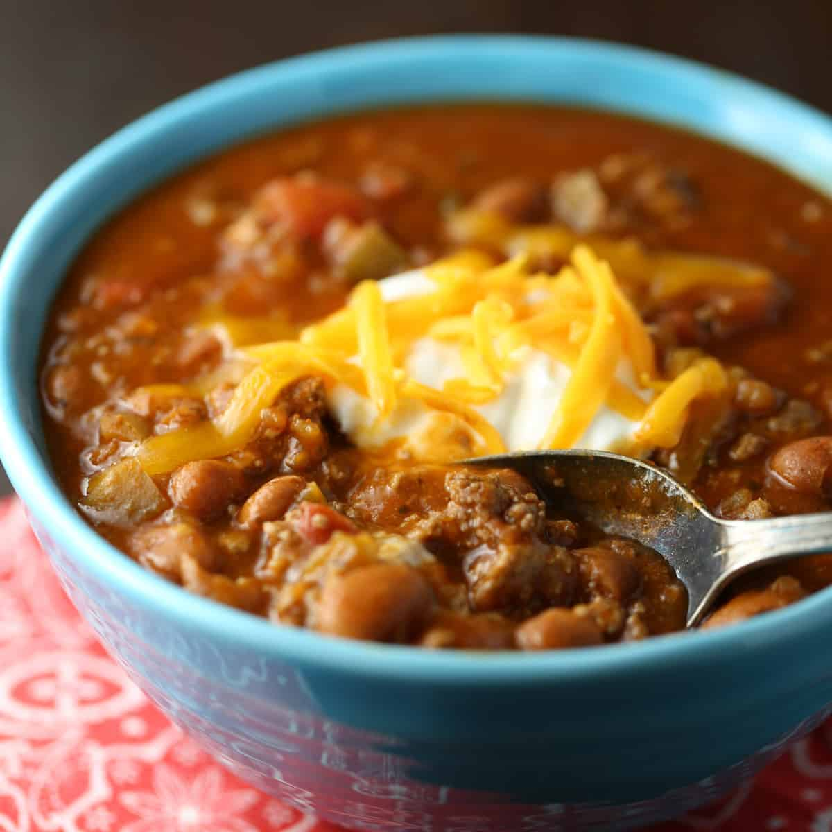 Quick And Easy Chili Mom Loves Baking