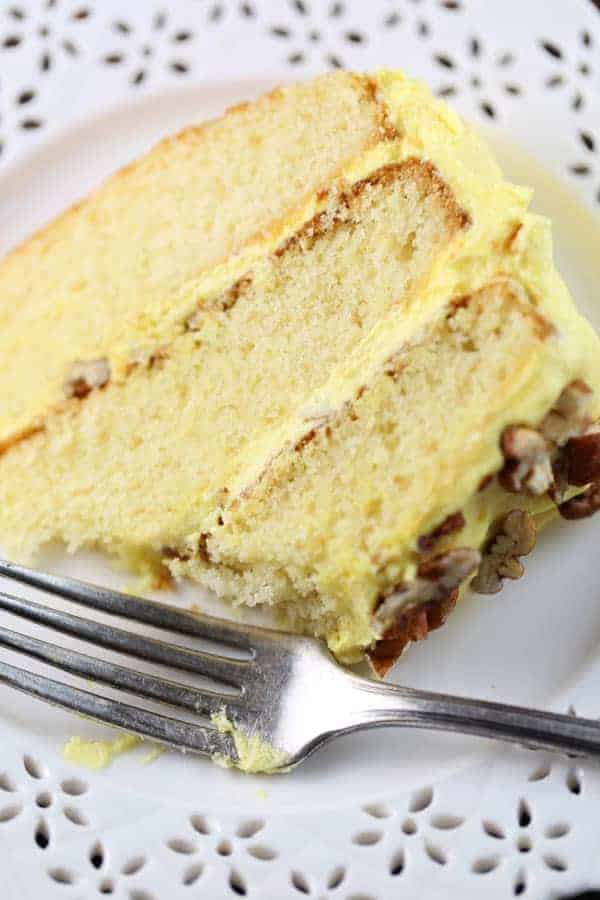 Swans Down Vanilla Cake