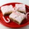Peppermint Bark Rice Krispies Treats