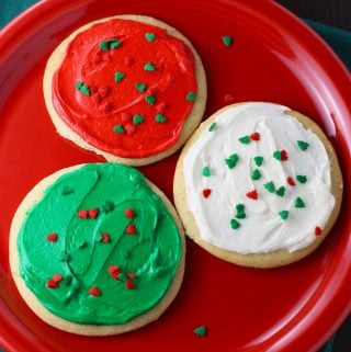 Mary's Sugar Cookies {VIDEO}